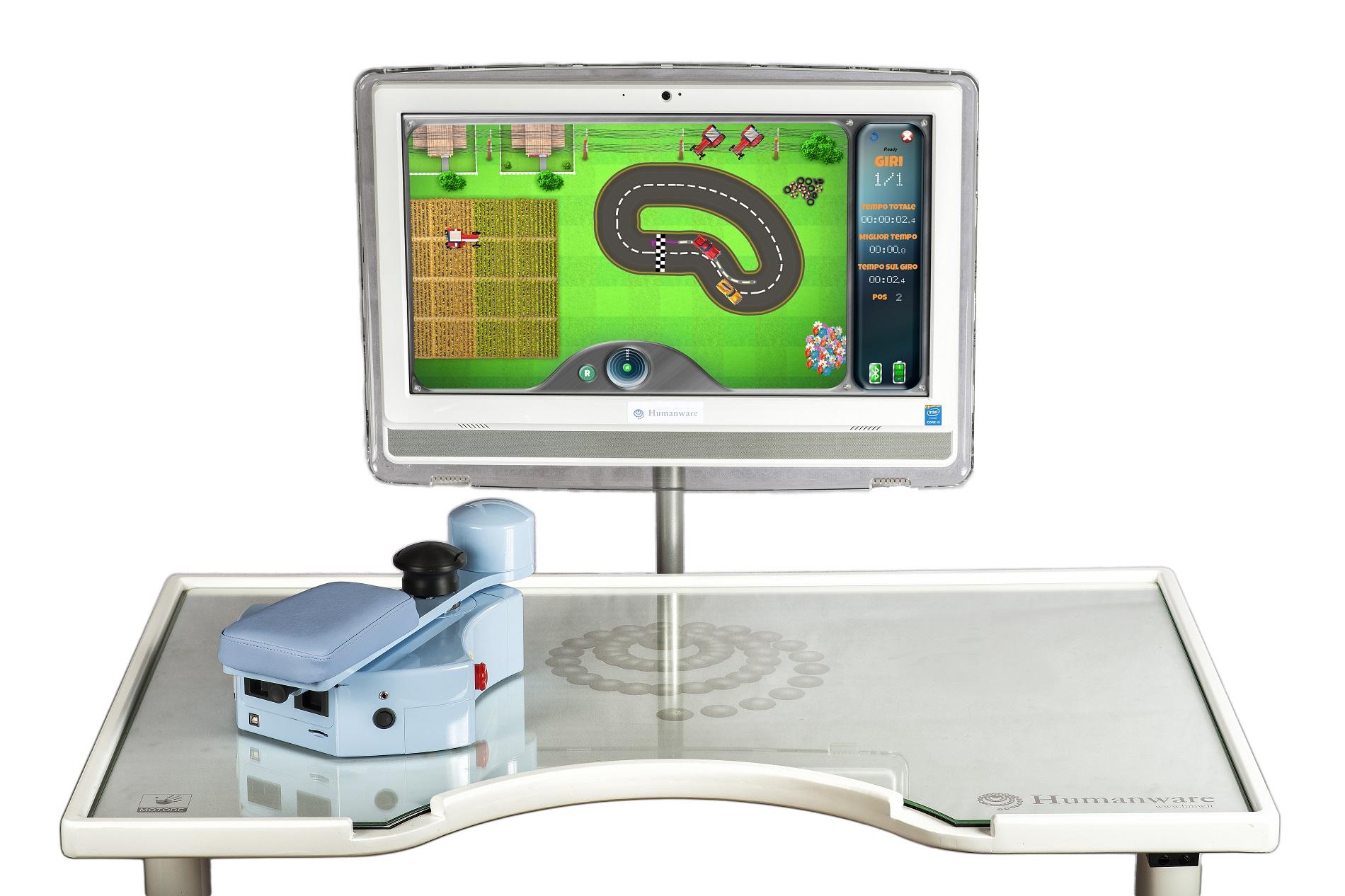 Motore Humanware EMAC (2)
