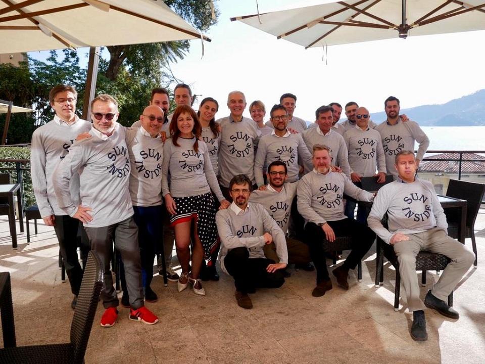 Sales Meeting Rapallo