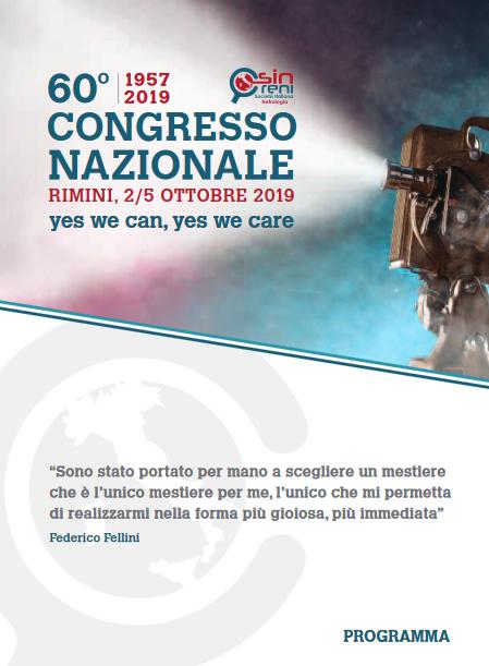 congresso sin reni 2019