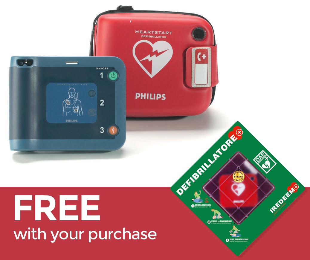 Defi-brillatore-Philips-HeartStart-FRx-teca inglese