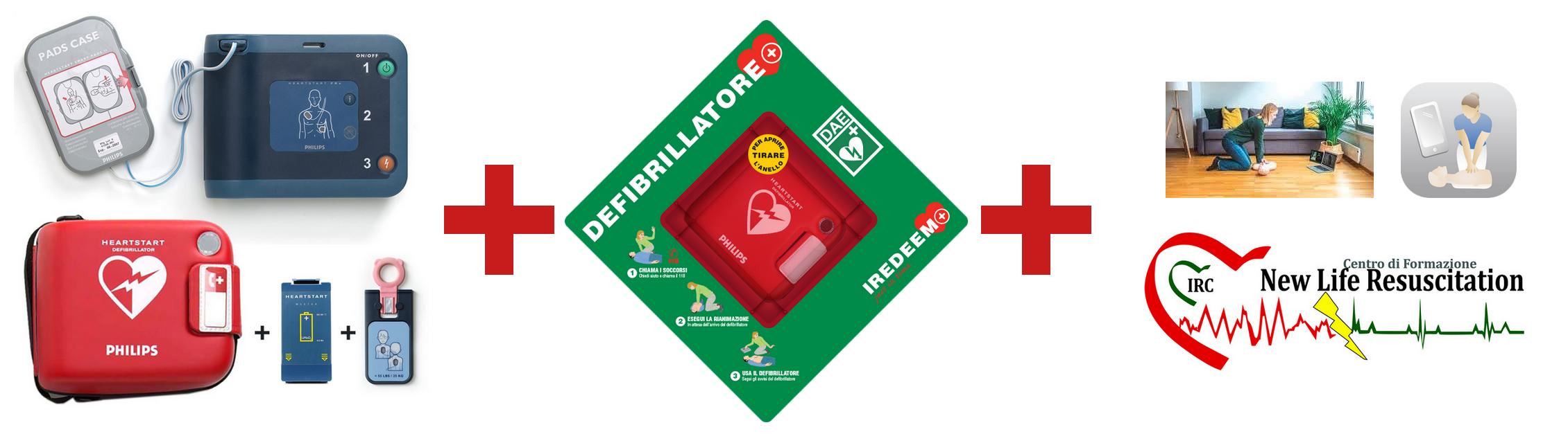 promozione emergenza defbrillatori alberghi